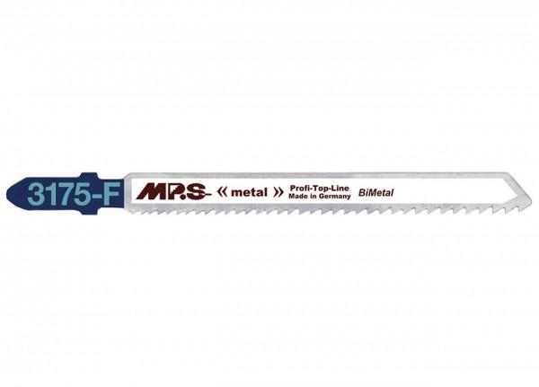 MPS Stichsägeblatt 3175-F für Metall - T-Schaft