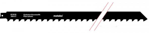 1x Metabo Säbelsägeblatt Länge 400 mm