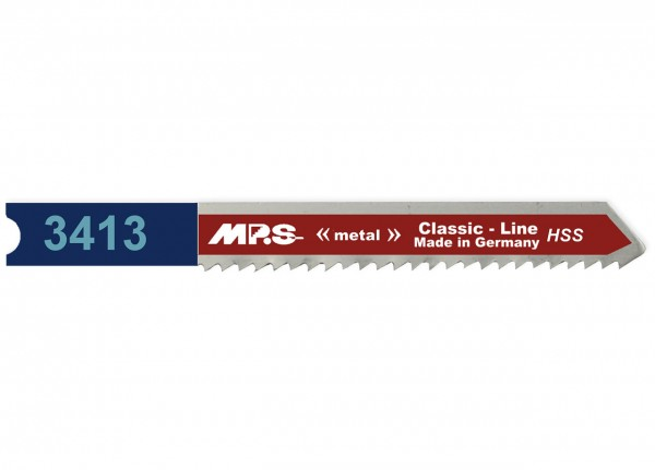 MPS Stichsägeblatt 3413 für Metall - Universalschaft