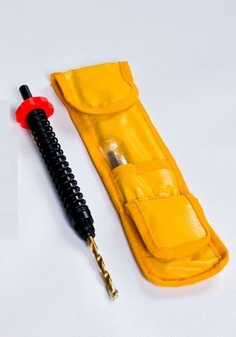Schutzhauben-Aufnahme für Lochsägen
