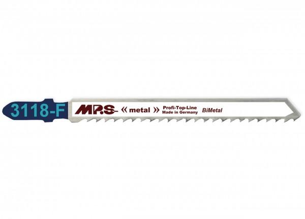 MPS Stichsägeblatt 3118-F für Metall/Holz - T-Schaft