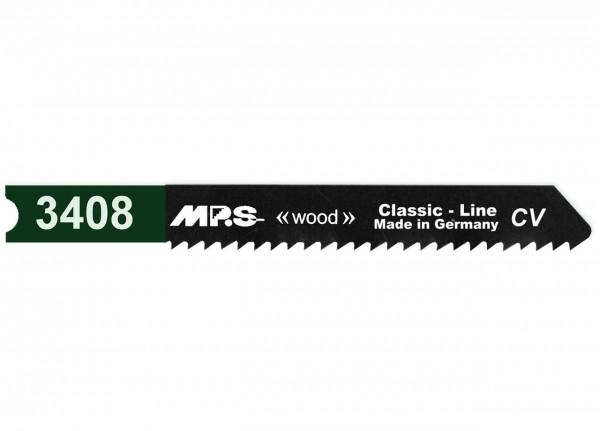 MPS Stichsägeblatt 3408 für Holz - Universalschaft