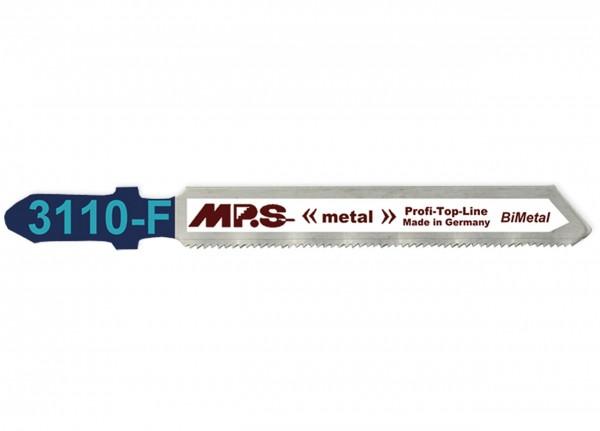 MPS Stichsägeblatt 3110-F für Metall - T-Schaft