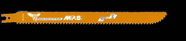 2x MPS Säbelsägeblatt Länge 250 mm für grobe Schnitte