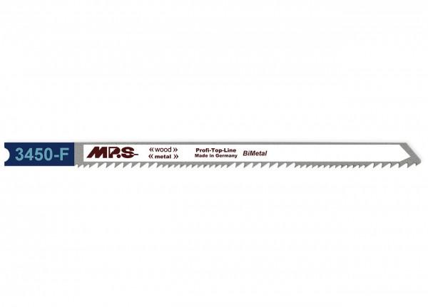 MPS Stichsägeblatt 3450-F für Metall/Holz - Universalschaft