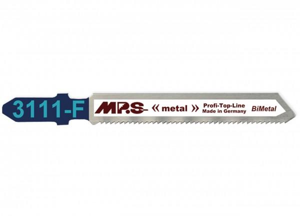 MPS Stichsägeblatt 3111-F für Metall - T-Schaft