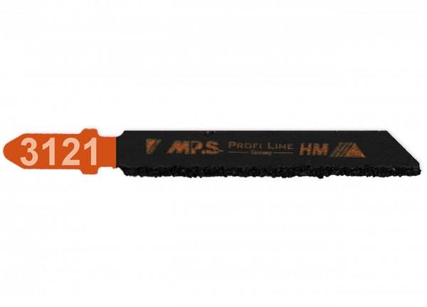 MPS Stichsägeblatt 3121 für Abrasive Materialien - T-Schaft