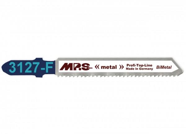 MPS Stichsägeblatt 3127-F für Metall - T-Schaft