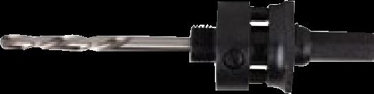 Lochsägen-Aufnahme 6kant - 32-210 mm