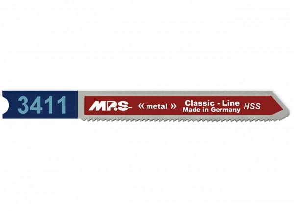 MPS Stichsägeblatt 3411 für Metall - Universalschaft