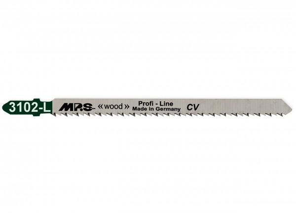 MPS Stichsägeblatt 3102-L für Holz - T-Schaft