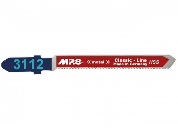 MPS Stichsägeblatt 3112 für Metall - T-Schaft