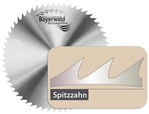 CS Kreissägeblatt - Ø 300 mm x 1,6 mm x 30 mm | Z=80 NV - B