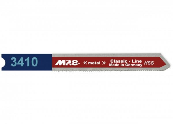 MPS Stichsägeblatt 3410 für Metall - Universalschaft