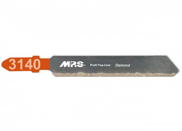 MPS Stichsägeblatt 3140 für Abrasive Materialien - T-Schaft