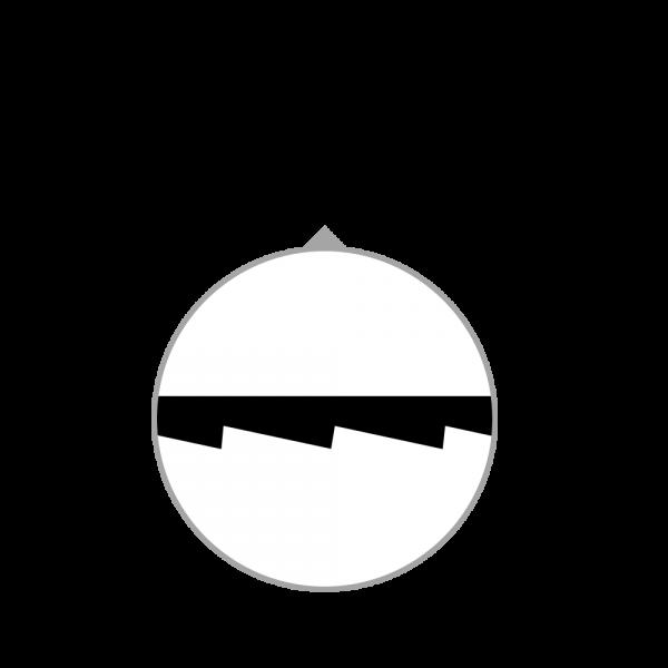 12 Stk. Laubsägeblatt Goliath 52 Nr.5 - 130mm x 0.97 x 0.4 - 25 tpi