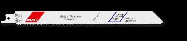 5x MPS Säbelsägeblatt Länge 225 mm