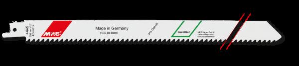 5x MPS Säbelsägeblatt Länge 300 mm