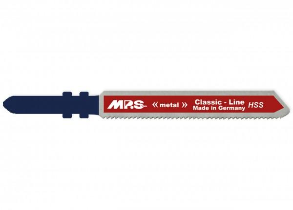 MPS Stichsägeblatt 3511 für Metall - Zweinockenschaft