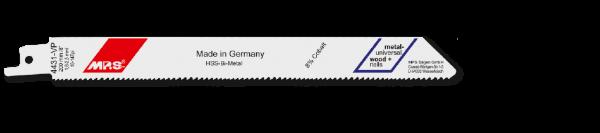 100x MPS Säbelsägeblatt Länge 200 mm