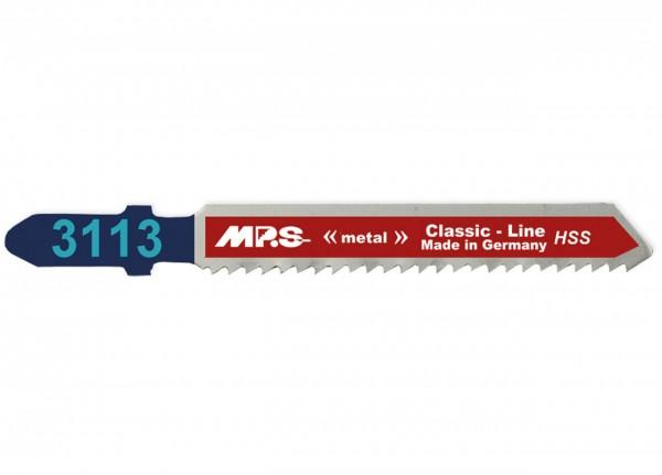 MPS Stichsägeblatt 3113 für Metall - T-Schaft