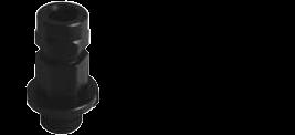 5x Amboss Adapter für Schnellwechselaufnahme Lochsägen 14-30mm