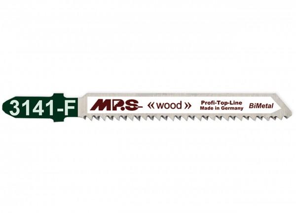 MPS Stichsägeblatt 3141-F für Holz - T-Schaft