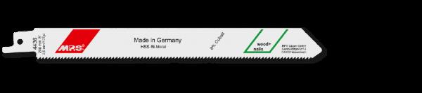 5x MPS Säbelsägeblatt Länge 200 mm