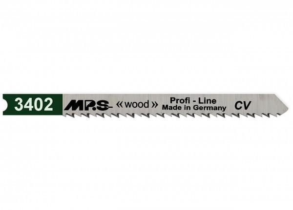 MPS Stichsägeblatt 3402 für Holz - Universalschaft