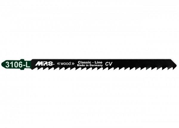 MPS Stichsägeblatt 3106-L für Holz - T-Schaft