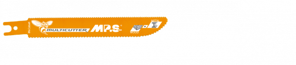2x MPS Säbelsägeblatt Länge 150 mm für feine Schnitte