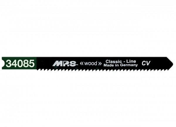MPS Stichsägeblatt 34085 für Holz - Universalschaft