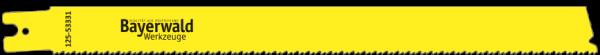 1x Bayerwald Werkzeuge Säbelsägeblatt Länge 300 mm