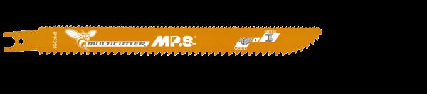 2x MPS Säbelsägeblatt Länge 200 mm für grobe Schnitte