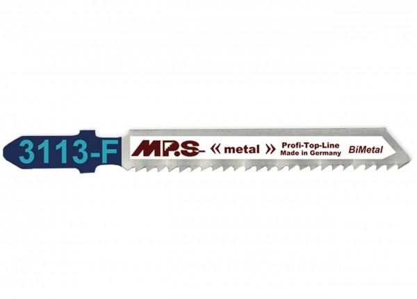 MPS Stichsägeblatt 3113-F für Metall - T-Schaft