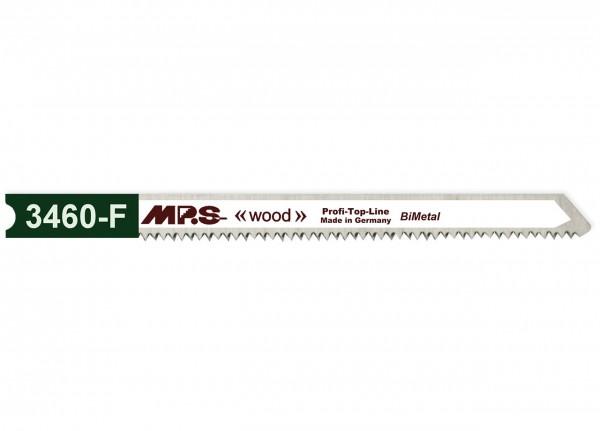 MPS Stichsägeblatt 3460-F für Holz - Universalschaft