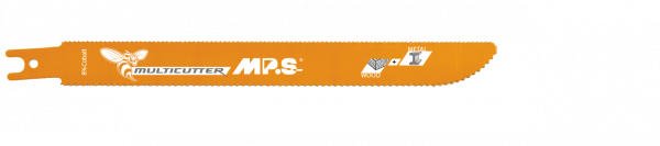 2x MPS Säbelsägeblatt Länge 200 mm für feine Schnitte
