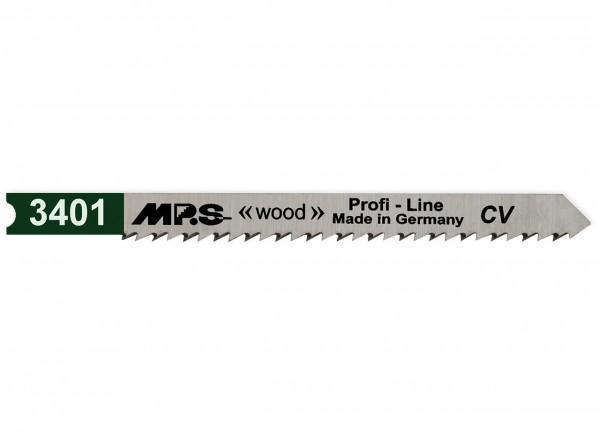 MPS Stichsägeblatt 3401 für Holz - Universalschaft