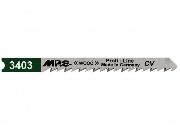 MPS Stichsägeblatt 3403 für Holz - Universalschaft