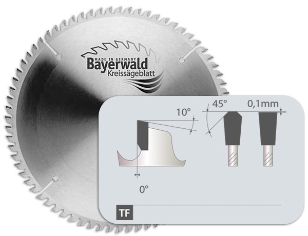 1x Sägeblatt 160mm x 40 Z Kreissägeblatt Kreissägeblätter mit Reduzierringe Neu