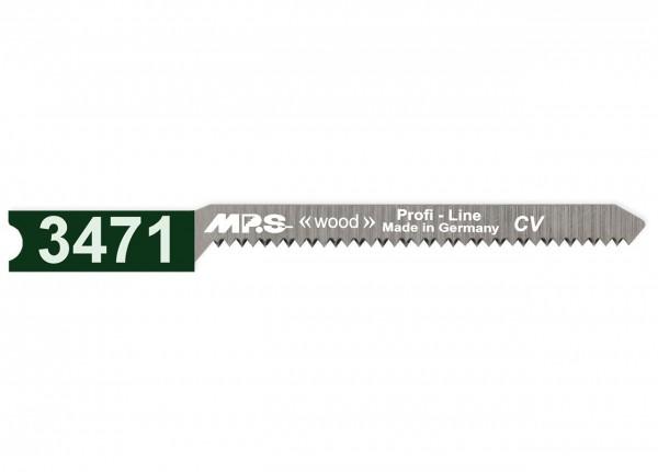 MPS Stichsägeblatt 3471 für Holz - Universalschaft