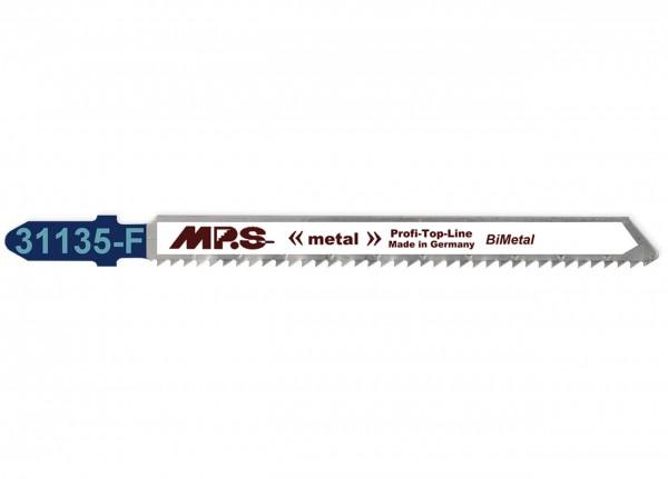 MPS Stichsägeblatt 31135-F für Metall - T-Schaft