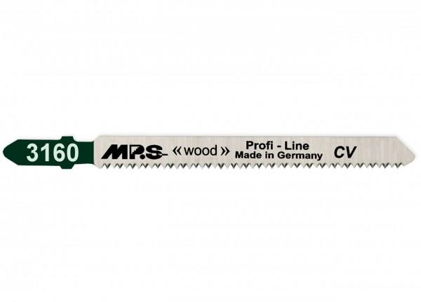 MPS Stichsägeblatt 3160 für Holz - T-Schaft