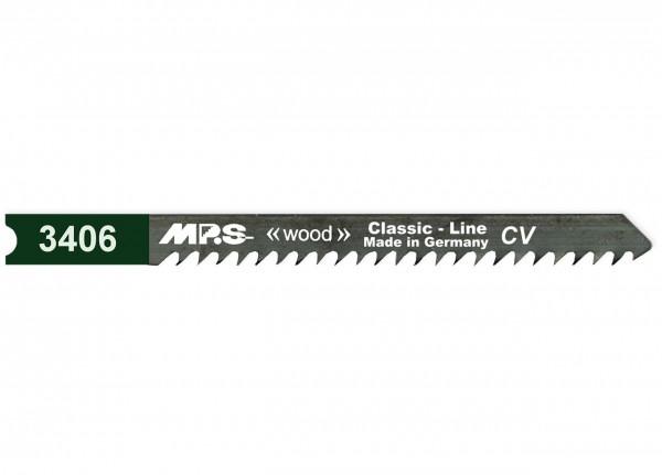 MPS Stichsägeblatt 3406 für Holz - Universalschaft