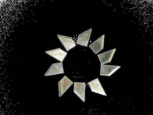 Ersatzmesser für Kreisschneider - Pappe & Papier