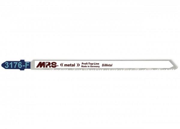 MPS Stichsägeblatt 3176-F für Metall - T-Schaft