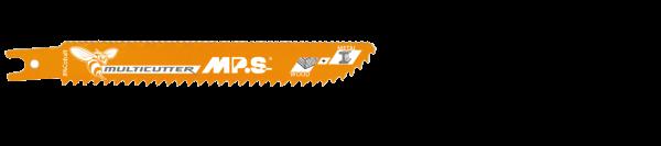 2x MPS Säbelsägeblatt Länge 150 mm für grobe Schnitte