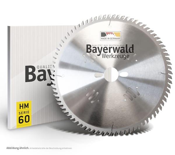 HM Kreissägeblatt - Ø 300 mm x 3,2 mm x 30 mm | Z=72 MSW 17