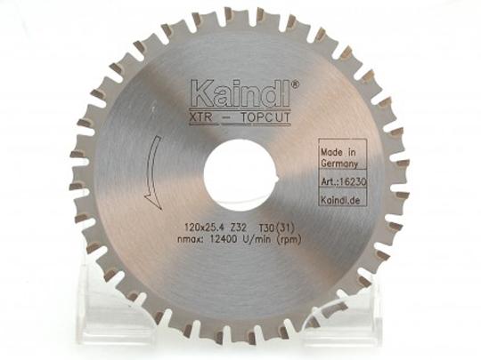Kaindl HM Multifunktionssägeblatt 120 x 25.4 x 32Z